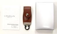 USBメモリー レザーハウジングB 標準添付品